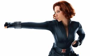 Scarlett Johansson Ünlü Yüzler Kanvas Tablo