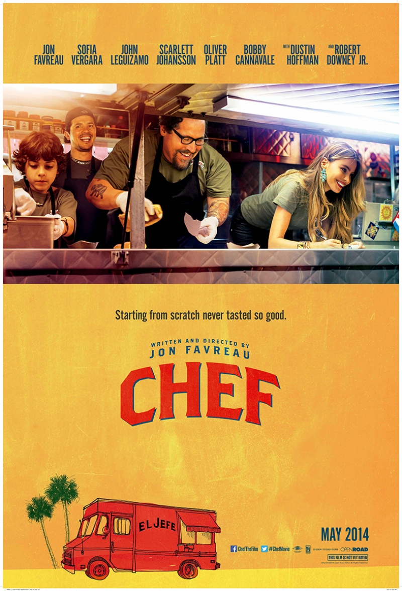 Şef Chef Afiş Kanvas Tablo