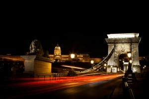 Şehir Işıkları-2 Şehir Manzaraları Kanvas Tablo