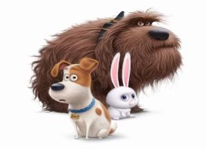 Sevimli Hayvanlar Animasyon Bebek & Çocuk Dünyası Kanvas Tablo
