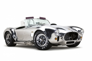 Shelby Cobra Spor Otomobil Klasik Kanvas Tablo
