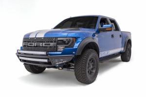 Shelby Raptor Mavi Pickup Ford Kamyonet Kanvas Tablo