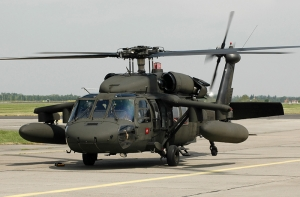 Sikorsky Savaş Helikopteri Askeri Kanvas Tablo