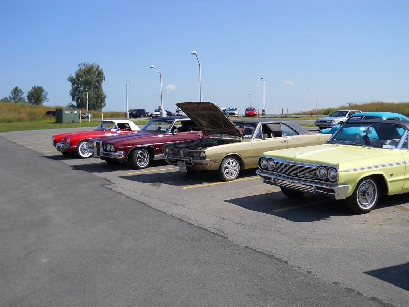 Sirali Klasik Otomobiller 1 Eski Klasik Amerikan Arabalar Kanvas Tablo