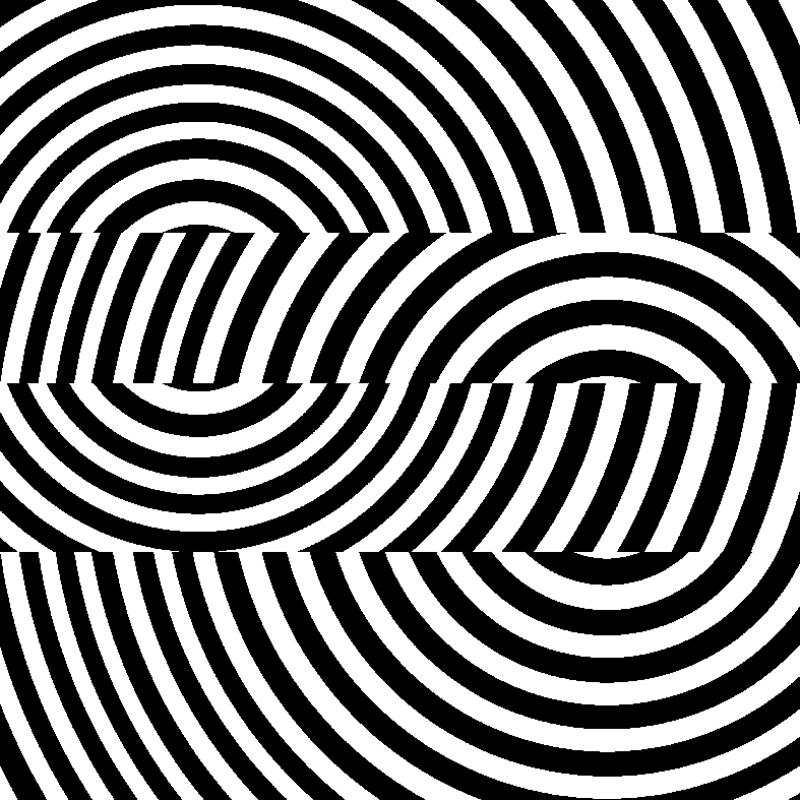 Siyah Beyaz 3 Japon Sanatı 2 Abstract Dijital ve Fantastik Kanvas Tablo