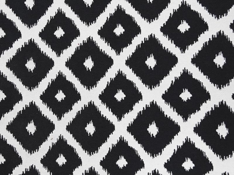 Siyah Beyaz Abstract 4 Dijital ve Fantastik Kanvas Tablo