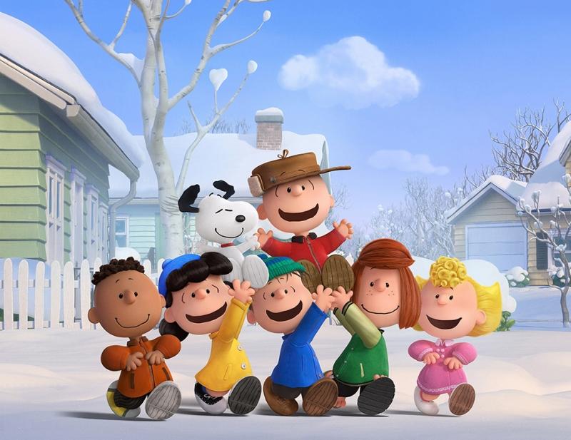 Snoopy Çizgi Film Bebek & Çocuk Dünyası Kanvas Tablo
