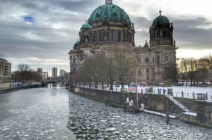 Sokak Manzarası-2 Şehir Manzaraları Kanvas Tablo