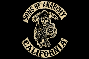 Sons Of Anarchy  Poster Kanvas Tablo