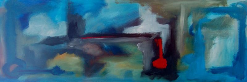 Soyut-25 Abstract Sanat Kanvas Tablo