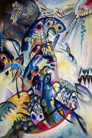 Soyut-4 Abstract Sanat Kanvas Tablo
