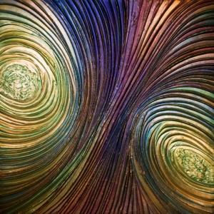 Soyut Abstract Kanvas Tablo