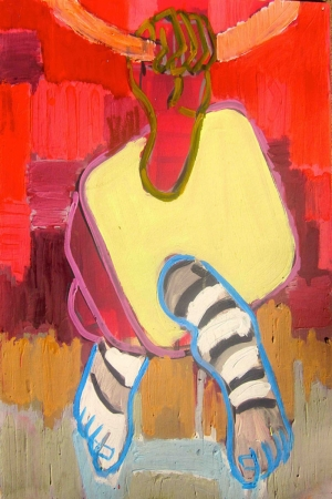 Soyut Yağlı Boya Abstract Kanvas Tablo