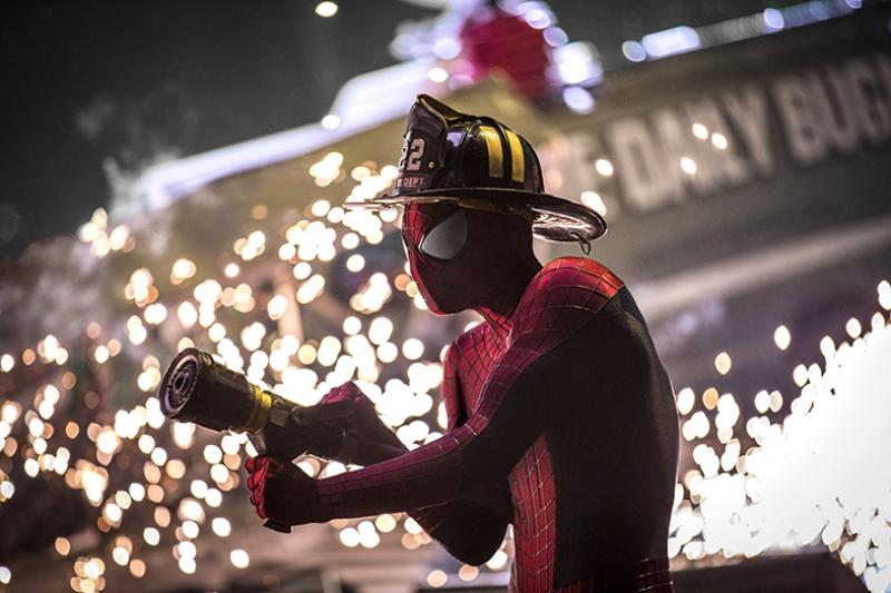 Spiderman Örümcek Adam Marvel Süper Kahramanlar Kanvas Tablo