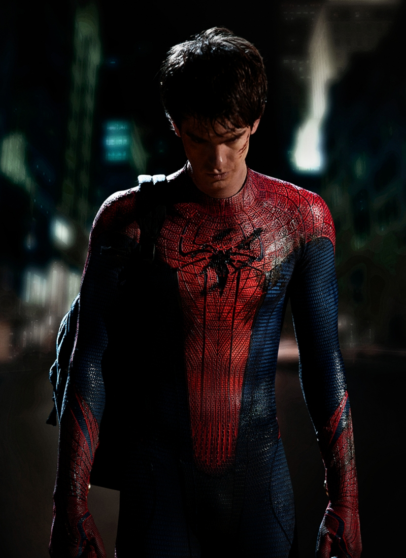 Spiderman Örümcek Adam Peter Parker Marvel Süper Kahramanlar Kanvas Tablo