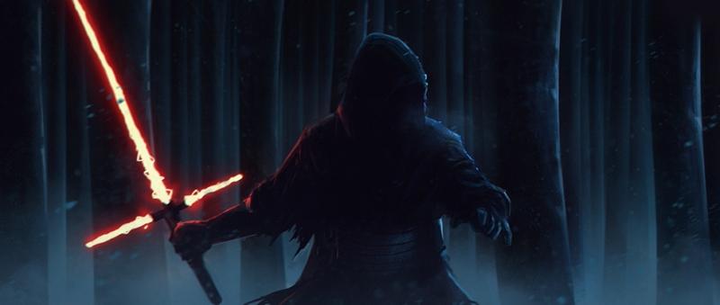 Star Wars 12 Sinema Kanvas Tablo