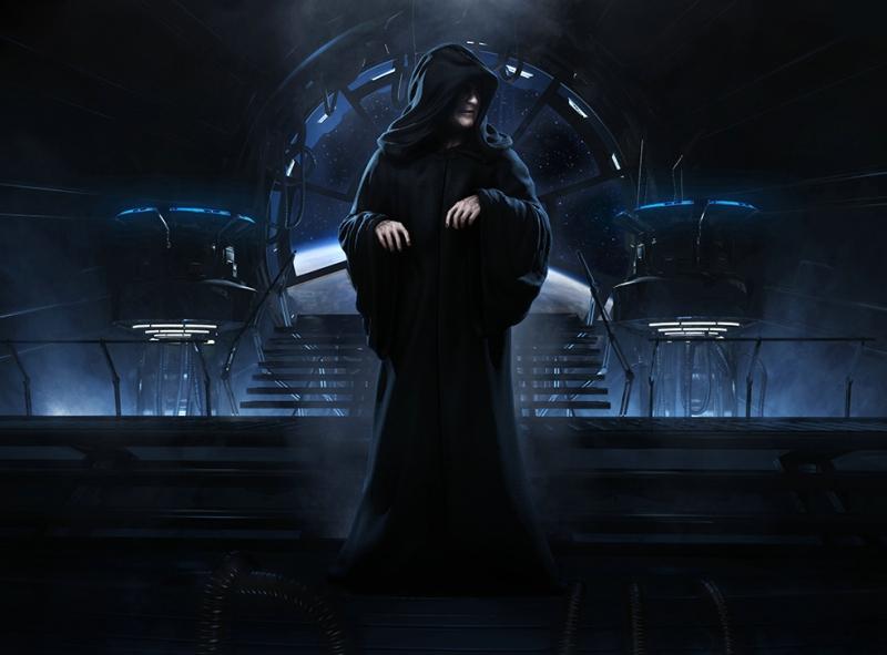 Star Wars 15 Sinema Kanvas Tablo