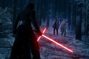 Star Wars 4 Sinema Kanvas Tablo