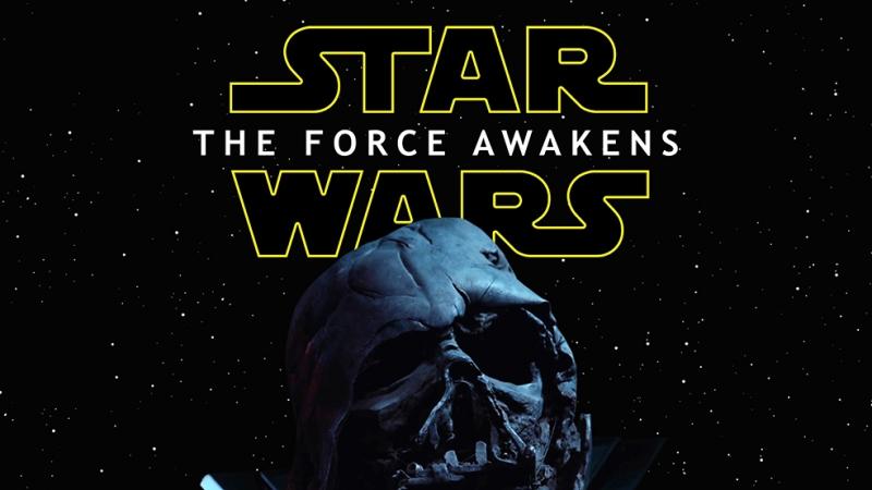 Star Wars 7 Sinema Kanvas Tablo