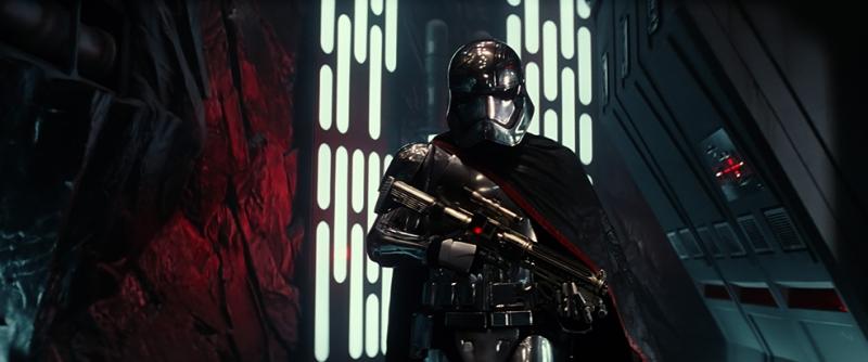 Star Wars 8 Sinema Kanvas Tablo