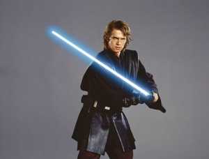 Star Wars Anakin Skywalker Kanvas Tablo