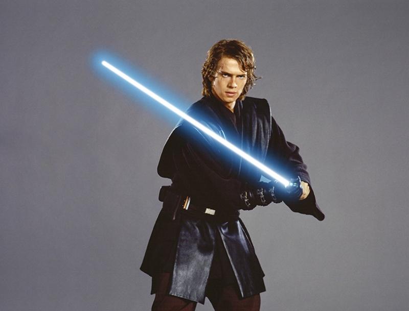Star Wars Anakin Skywalker Kanvas Tablo