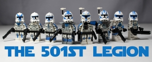 Star Wars Clone Wars Lego Kanvas Tablo