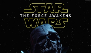Star Wars Episode Vii The Force Awakens 1 Sinema Kanvas Tablo