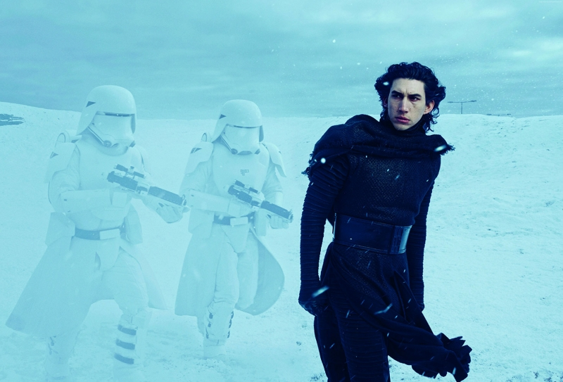 Star Wars Episode Vii The Force Awakens 2 Adam Driver Best 8546