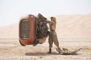 Star Wars Episode Vii The Force Awakens 3 Daisy Ridley En İyi Filmler Sinema Kanvas Tablo