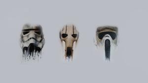 Star Wars Karakterler Star Wars Kanvas Tablo