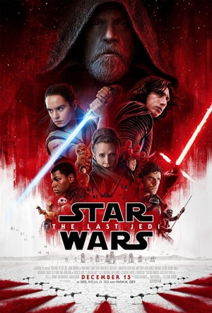 Star Wars Last Jedi Ep8 Star Wars VII Poster 2 Kanvas Tablo