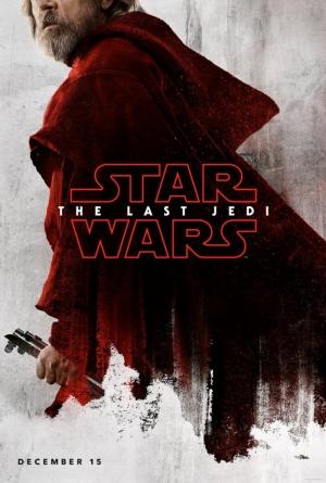 Star Wars Last Jedi Ep8 Star Wars VII Poster 3 Kanvas Tablo