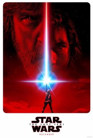 Star Wars Last Jedi Ep8 Star Wars VII Poster 4 Kanvas Tablo