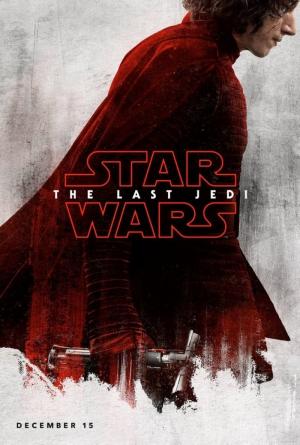 Star Wars Last Jedi Ep8 Star Wars VII Poster 6 Kanvas Tablo