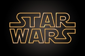 Star Wars Logo 3 Kanvas Tablo