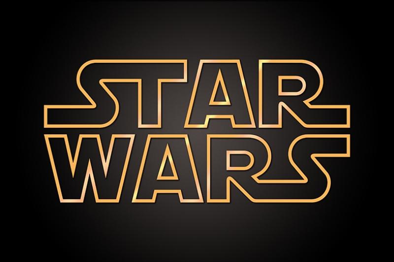 Star Wars Logo 3 Kanvas Tablo