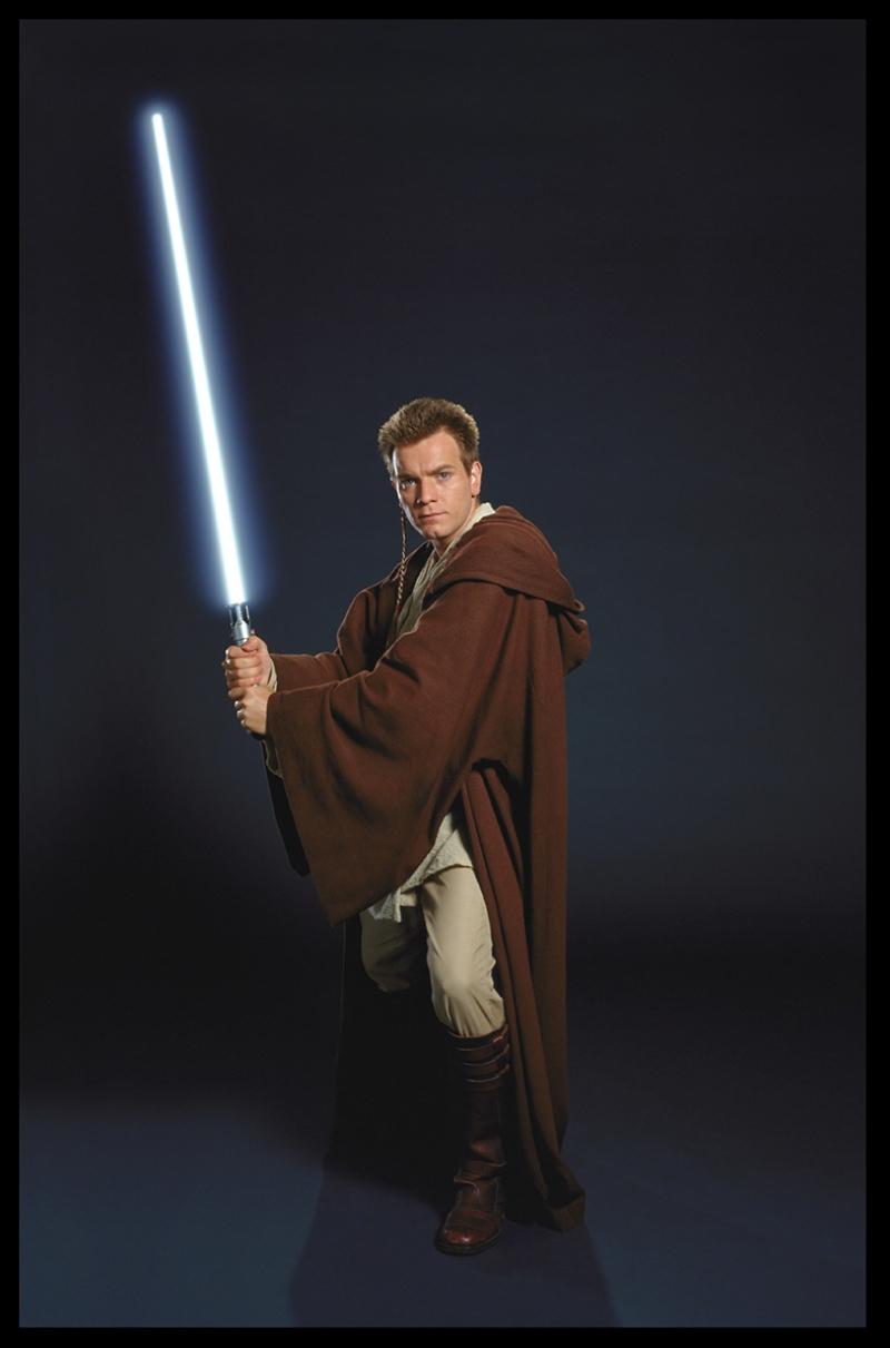 Star Wars Obi Wan Kenobi Kanvas Tablo