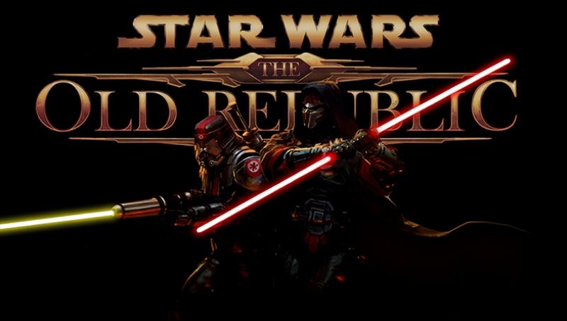 Star Wars Old Republic Kanvas Tablo