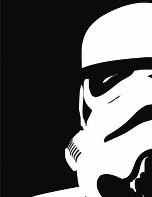 Star Wars Poster Popüler Kültür Kanvas Tablo
