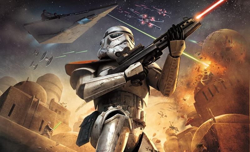 Star Wars Stormtroopers Kanvas Tablo