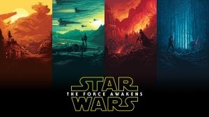Star Wars The Force Aweken 2 Sinema Kanvas Tablo