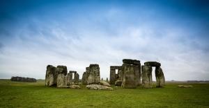 Stonehenge 2 Unesco Dünya Kültür Mirasları Kanvas Tablo