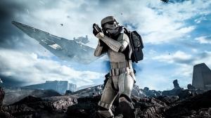 Stormtrooper 3 Star Wars Kanvas Tablo