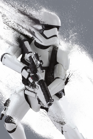 Stormtrooper Star Wars Kanvas Tablo 2