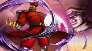 Street Fighter M Bison Bebek & Çocuk Dünyası Kanvas Tablo