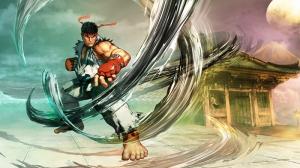 Street Fighter Ryu Bebek & Çocuk Dünyası Kanvas Tablo