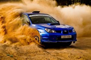 Subaru Impreza STI Otomobil Araçlar Kanvas Tablo