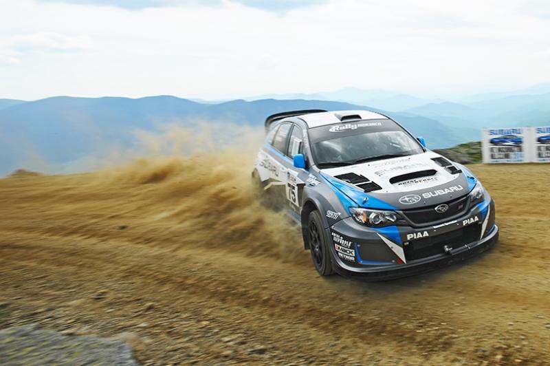 Subaru Ralli Araçlar Kanvas Tablo