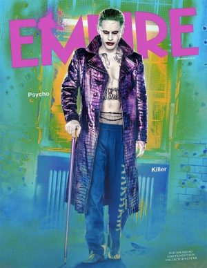 Suicide Squad Cover Poster Sinema Kanvas Tablo